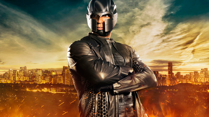 John Diggle's Costume is missing something