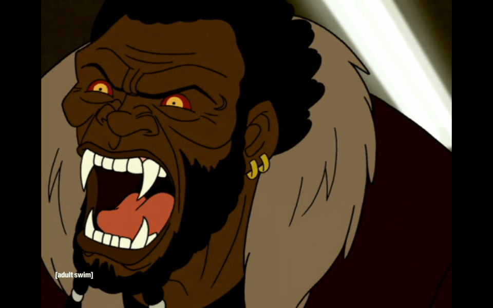 Credit: Adult Swim A French Quarters Blackula. You're Welcome.