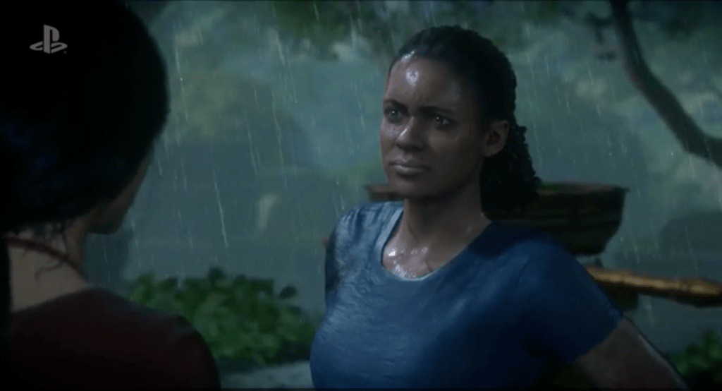 Nadine Ross: Uncharted The Lost Legacy