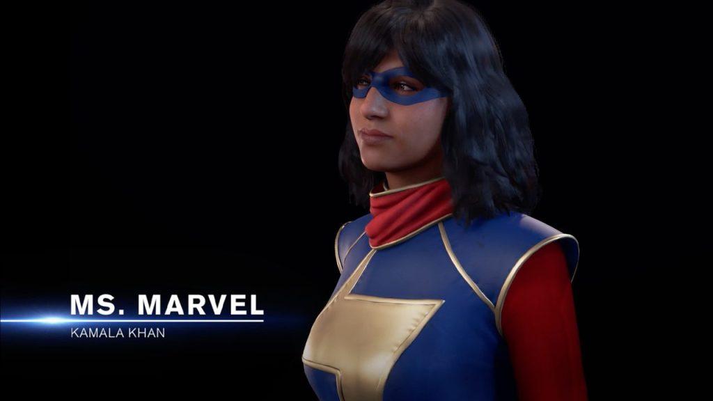 Superheroes for black girls to look up to - Kamala Khan