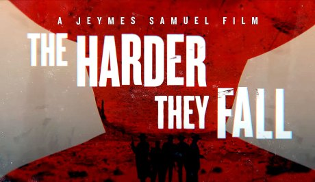 The Harder They Fall Trailer
