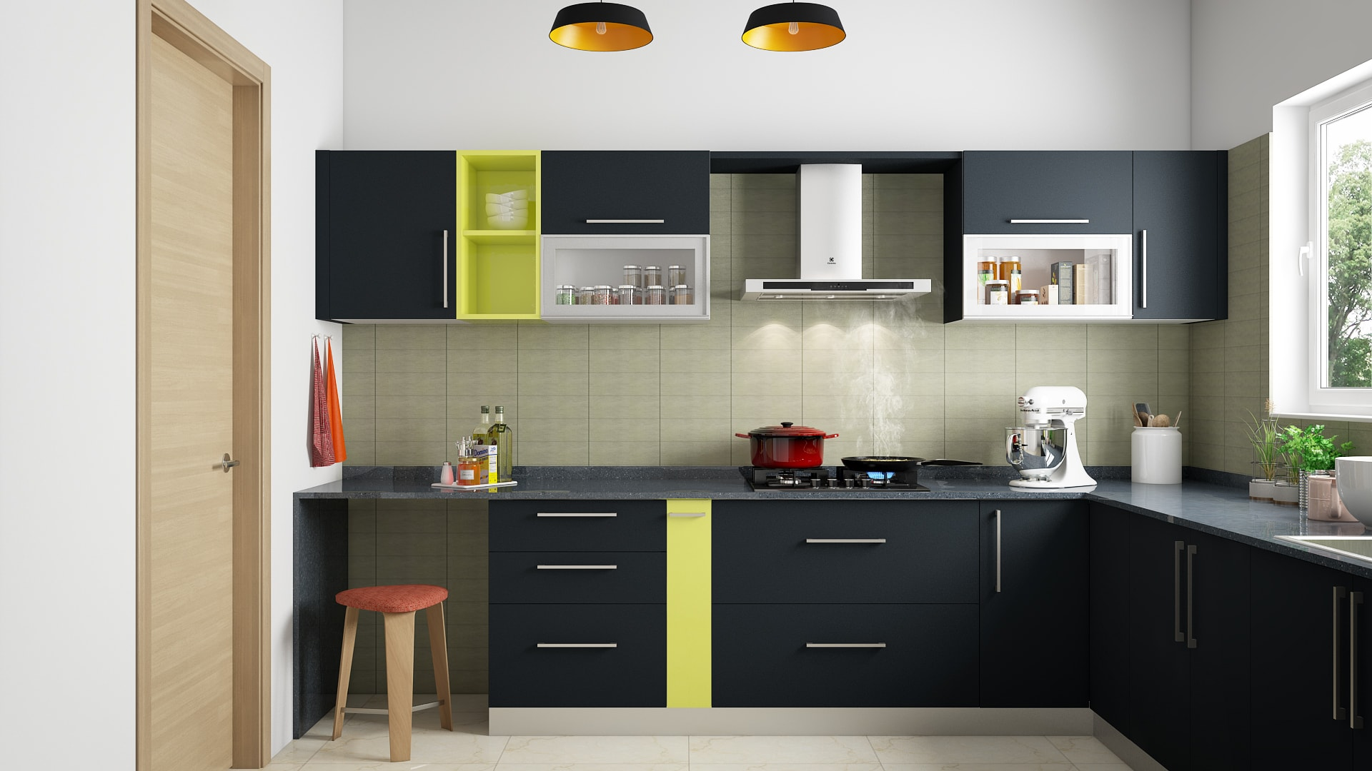 Small Space Low Cost Simple Kitchen Designs   Novocom.top