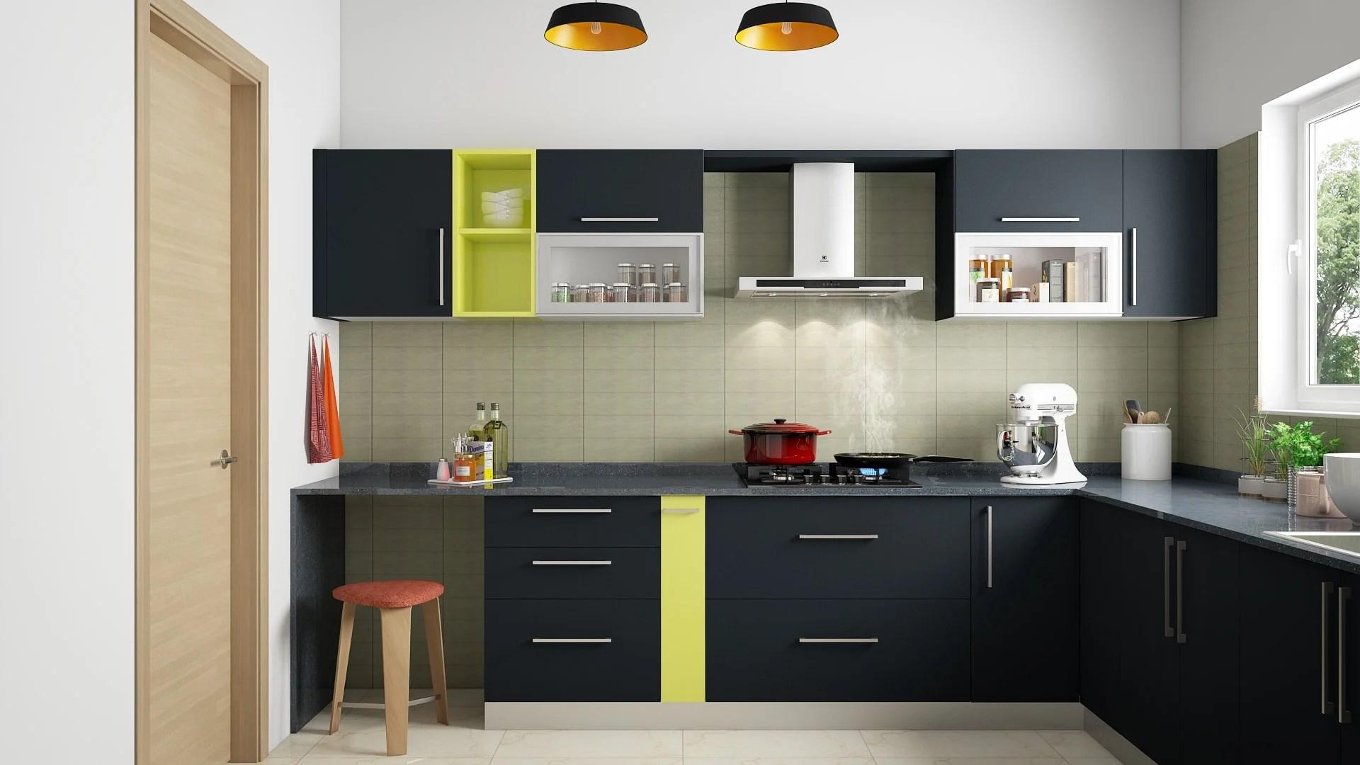 Modular L Shaped Kitchen Design For Small Kitchens   Novocom.top