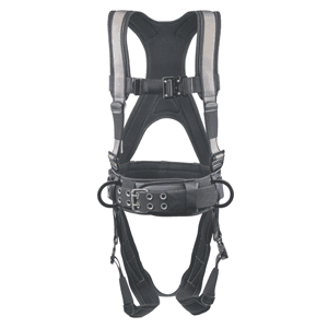 Deluxe Harness No Bags – Silver