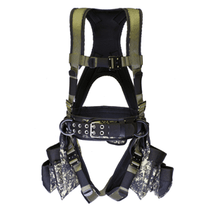 Deluxe Harness With Tool Bags - Jigsaw