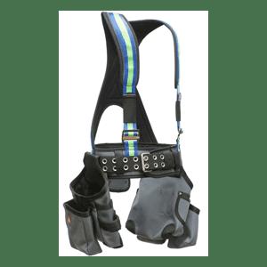 Tool Bag Carrier - Blue/Green