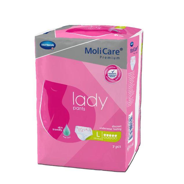 Molicare lady pants 5 kv L