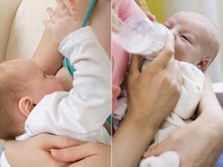 flasica dojenje