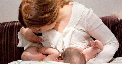 Dojenje mojih blizanaca je neprocjenjivo i nezamjenjivo!!
