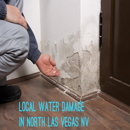 Local Water Damage in North Las Vegas NV