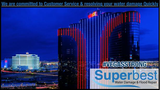 Superbest Water Damage Las Vegas 21