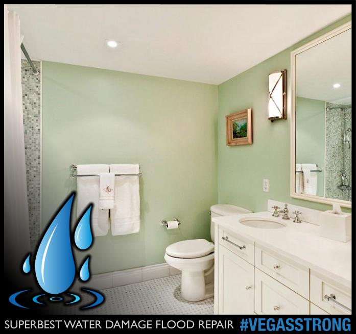 WATER DAMAGE LAS VEGAS 90