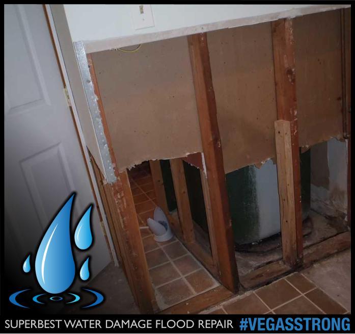 WATER DAMAGE LAS VEGAS 99