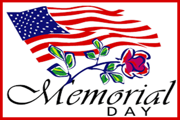 Memorial Day: A Hearty Salute and Tribute