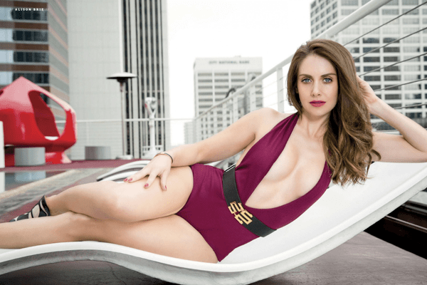 "Alison Brie's unpleasing ""Entourage"" audition"