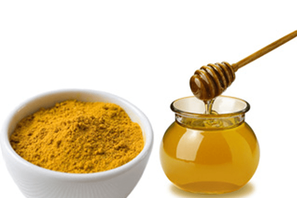 Turmeric and Honey To Cure Asthma