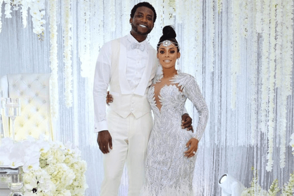 All the extravagant details of Gucci Mane's star studded wedding with Keyshia Ka'oir