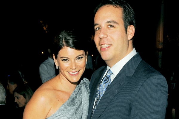 Baby again! Gail Simmons and Jeremy Abrams are expecting baby #2