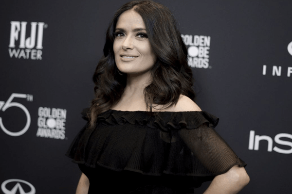 Salma Hayek confesses about Harvey Weinstein