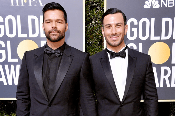 Openly gay couple Ricky Martin and Jawn Yosef now enjoys happy married life!
