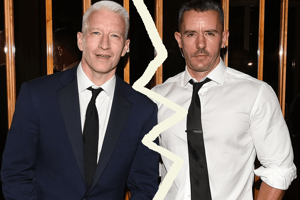 Anderson Cooper and Benjamin Maisani split after 9 years of relationship