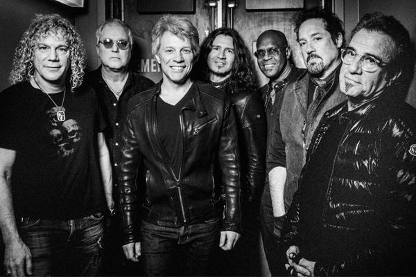 Bon Jovi 2018 Icon Award at iHeartRadio Music Awards