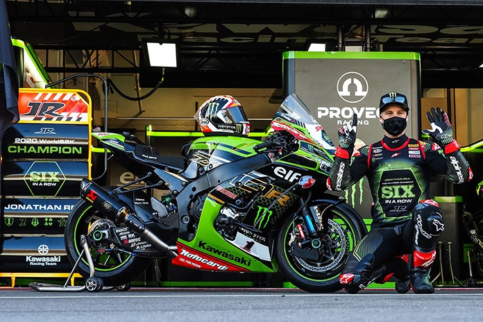 Jonathan Rea Crowned 2020 Worldsbk Champion 02