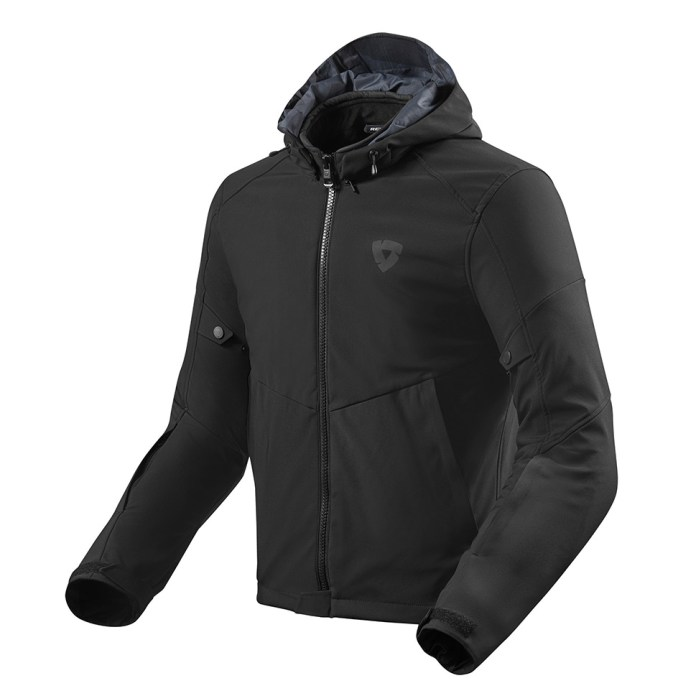 Revit Afterburn H2o Jacket 02