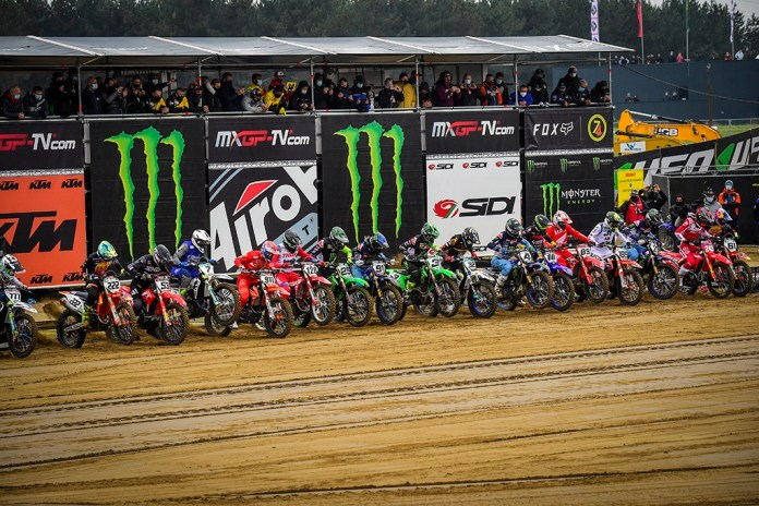 The Fun In The Sand Continues With A Mid Week Special In Lommel For The Mxgp Of Limburg 01