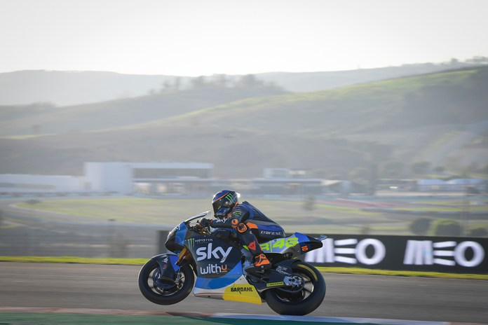 Marini Heads Lowes, Bastianini In The Top Five As The Contenders Rise To The Challenge On Friday
