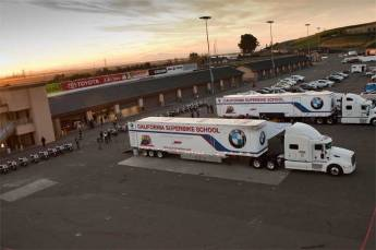 1-Trucks-arrive-and-set-up.