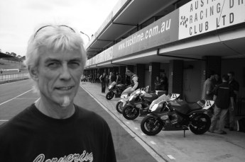At Eastern Creek in Australia, 2006