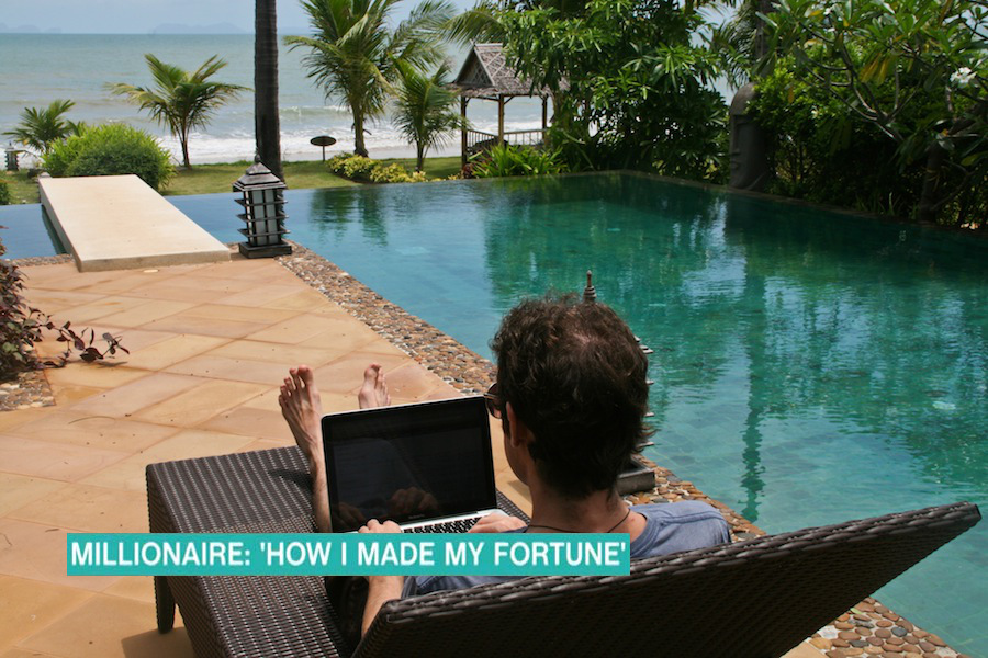 LUCRATIVE WAY TO EARN MONEY FROM HOME BY SAM. Lucrative way to earn money from home.