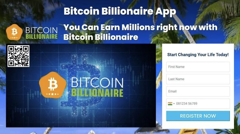 Is Bitcoin Billionaire safe or scam? Is my money safe with Bitcoin Billionaire? Can I make money with Bitcoin Billionaire?