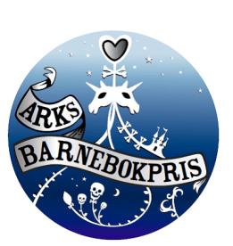 Stor stas å motta ARKs barnebokpris 2014!