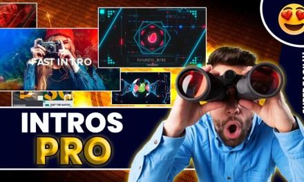 ✅ Crea una INTRO PROFESIONAL con After Effects muy FÁCIL   2121