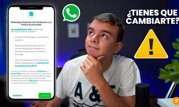 ✅  QUÉ ESTA PASANDO CON WHATSAPP | Nuevos Términos Y Condiciones De WhatsApp *TIENES QUE VERLO