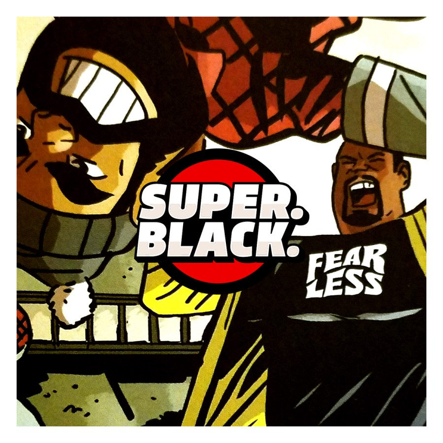 """Fearless"" Chuck Fairlane - Super. Black."