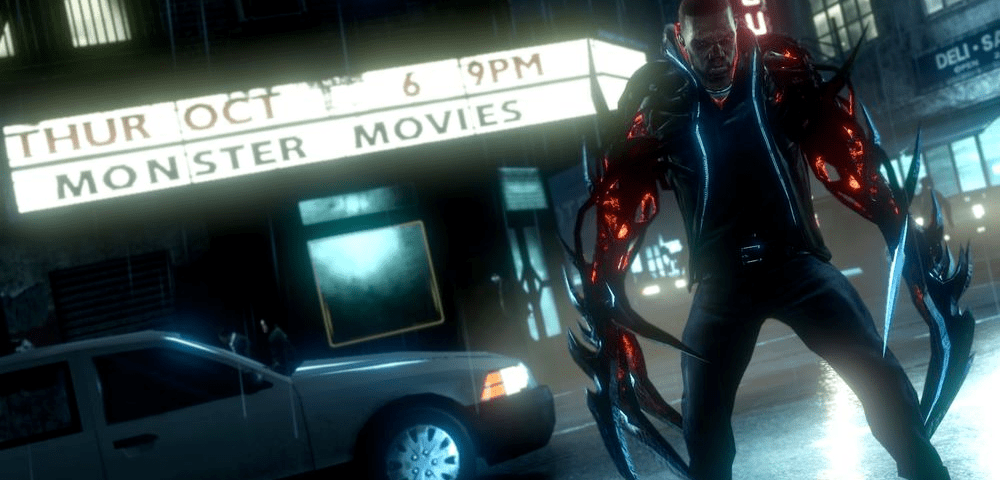 James Heller in Prototype 2