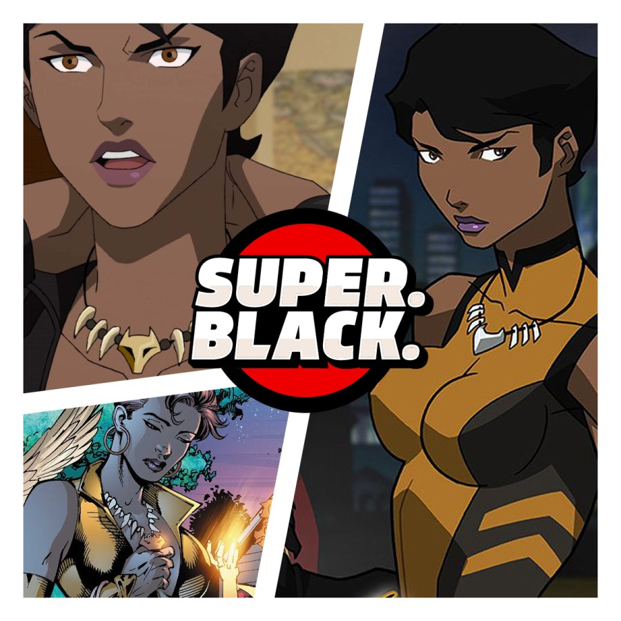 Vixen - Super. Black.