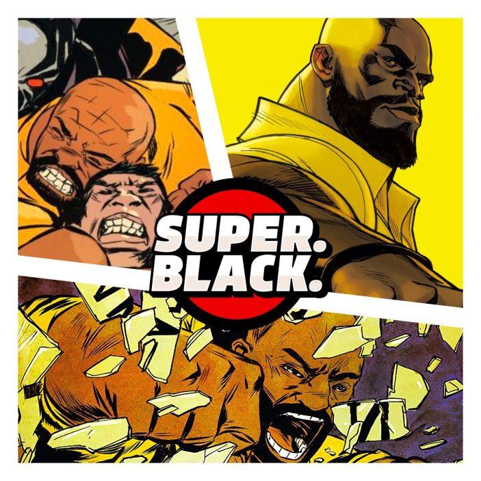 Super. Black. Power Man