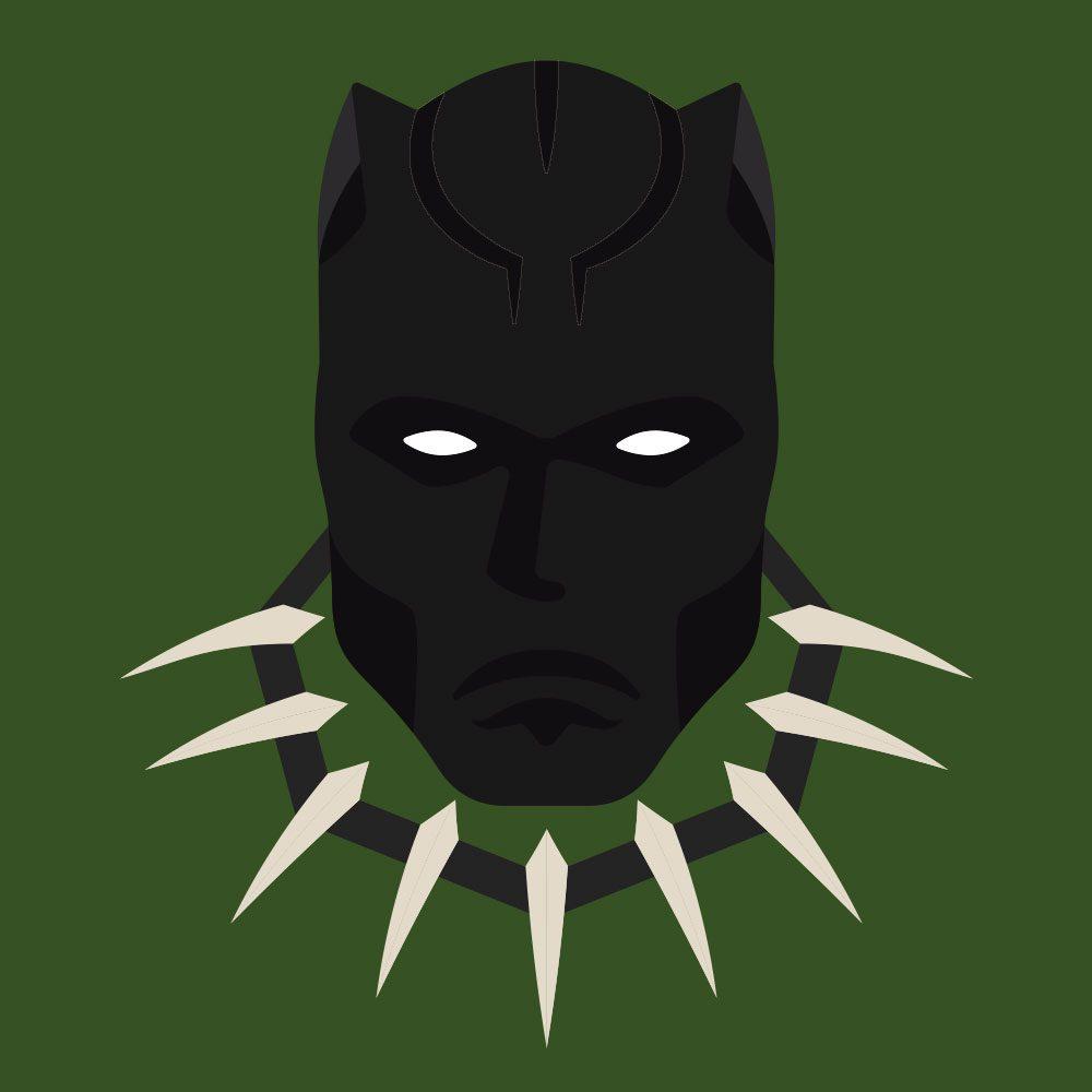 Black Panther - Super. Black