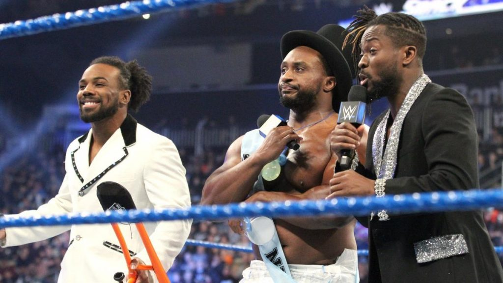 The New Day - Via WWE