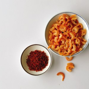 Non-spicy hae bee hiam recipe