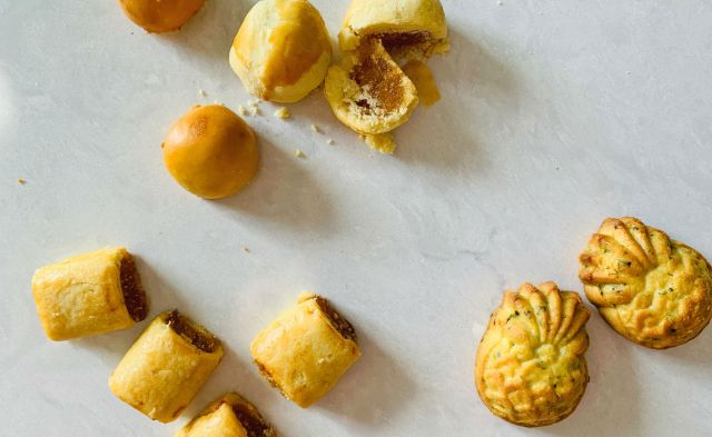 Best pineapple tarts for CNY 2019