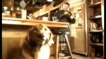 2000 BUDWEISER – Talking Dog