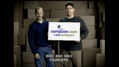 2000 COMPUTER.COM – Mike and Mike