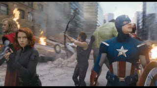 Marvel – The Avengers (2012)