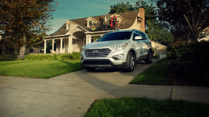"[VIDEO] Hyundai 2013 Super Bowl XLVII Ad ""Epic Playdate"""