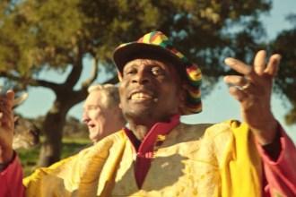 Volkswagen and reggae legend Jimmy Cliff #GetHappy